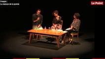 Lecture de « Tous tes enfants dispersés » par Beata Umubyeyi Mairesse et Gaël Faye
