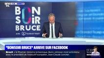 """""""Bonsoir Bruce"""" arrive sur Facebook - 16/09"""