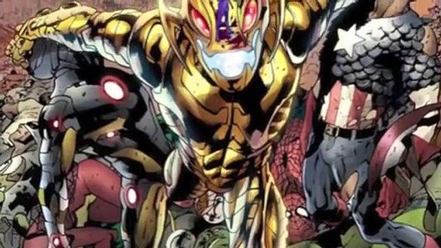 Reseña Age of Ultron #1