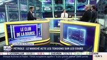 Le Club de la Bourse: Alexandre Baradez, Cédric Besson, Hervé Goulletquer et Mickaël Jacoby - 16/09