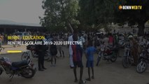 Bénin : rentrée scolaire 2019-2020 effective