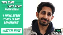 'I think every year I learn something new' Sagar Radia on the past 12 months of his career #TTLY