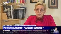 """Isabelle Balkany donne des nouvelles de son mari: """"Patrick est serein et combatif"""""""