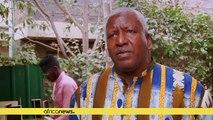 Kenya : un bidon roulant pour transporter de l'eau