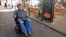 Drôme : «quand on est en fauteuil roulant, on s'interdit des choses»