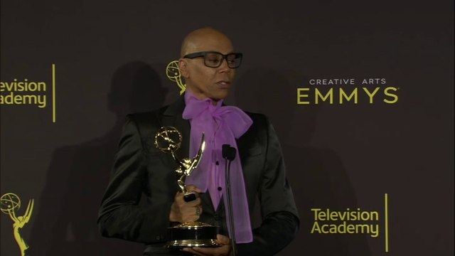 RuPaul on the Global Phenomenon of 'Drag Race' Creative Arts Emmys
