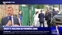 """Brigitte Macron va dispenser des cours aux """"grands décrocheurs"""" scolaires - 16/09"""