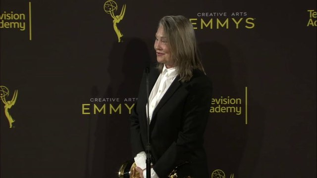 Cherry Jones on working on 'Succession'