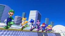 Mario & Sonic en los Juegos Olímpicos Tokio 2020 - Tráiler Eventos Fantasía
