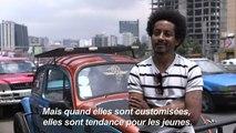 Ethiopie : les Coccinelles customisées envahissent Addis Abeba
