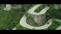 El Volkswagen ID.R sube la montaña de Tianmen