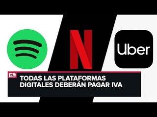 Rodrigo Pérez-Alonso habla sobre impuestos a plataformas tecnológicas