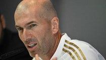 جوهرة  ريال مدريد سعيد بالهروب من سجن زيدان