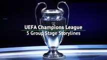 Five UCL storylines - Liverpool's title defence and Juventus' drought