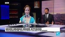 "Saudi Arabia drone attacks: Donald Trump says US is ""locked and loaded"" to retaliate"