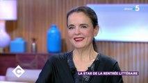 Au dîner avec Amélie Nothomb ! - C à Vous - 16/09/2019