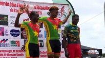Cyclisme |  Le Burkinabé Paul Daumont remporte le Tour de Côte d'Ivoire
