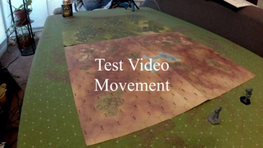 Movement Tutorial in Battletech