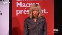 """""""Elle s'impose comme la pièce maîtresse d'Emmanuel Macron"""", extrait de l'enquête """"Brigitte Macron, l'influente"""""""