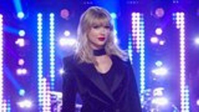 'The Voice': Taylor Swift Returns as Mega Mentor for Season 17 | THR News