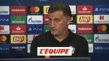 Galtier «L'Ajax est rodé et huilé» - Foot - C1 - LOSC