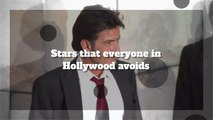 5 Stars That Literally Everyone In Hollywood Avoids!
