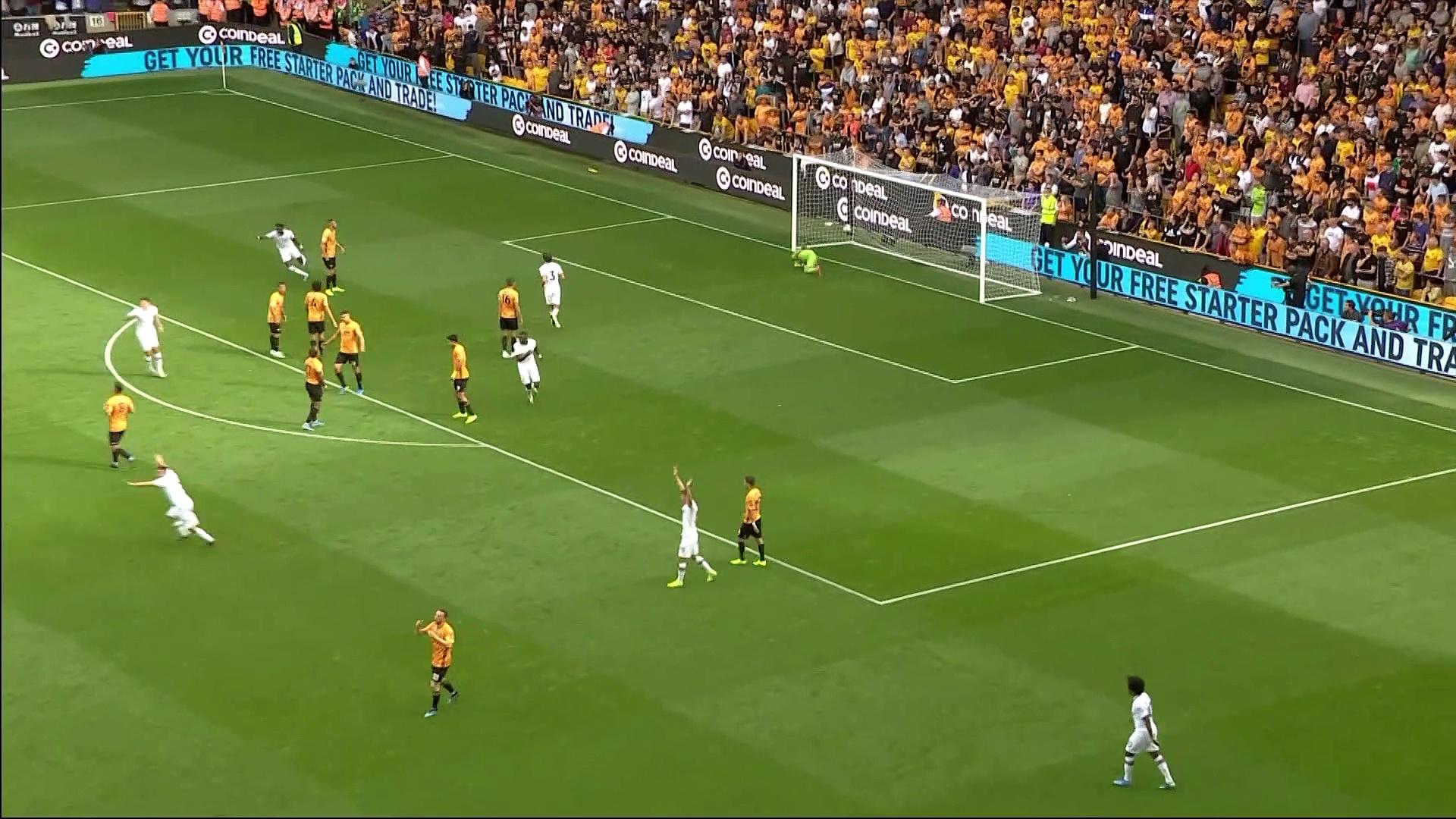 5. Hafta / Wolverhampton - Chelsea: 2-5 (Özet)