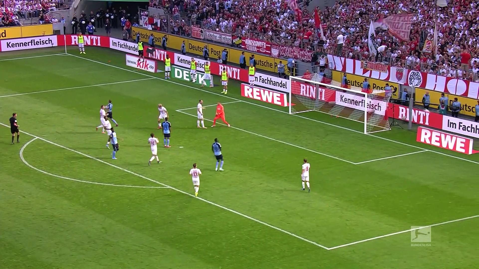 4. Hafta / Köln - Mönchengladbach: 0-1 (Özet)