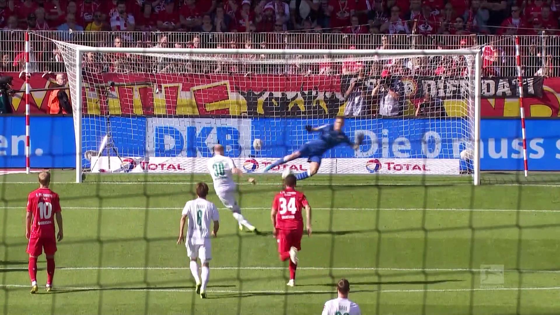 4. Hafta / Union Berlin - Werder Bremen: 1-2 (Özet)