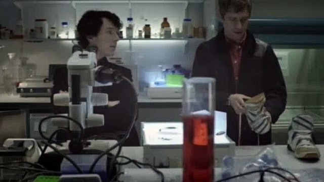 Sherlock Season 1 Episode 3 The Great Game - Part 01