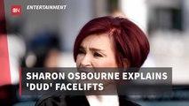 Sharon Osbourne And The Facelift