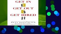 [Doc] Get In, Get Out, Get Hired!  The cheat sheet to success in US MBA programs  How to get