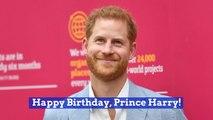 Prince Harry Gets Older