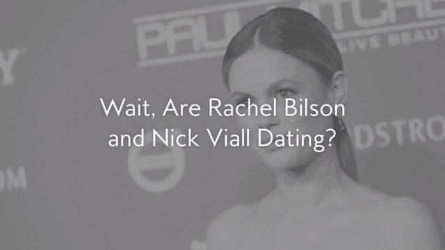 Wait, Are Rachel Bilson and Nick Viall Dating