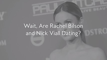 Wait, Are Rachel Bilson and Nick Viall Dating