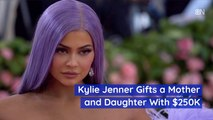 Kylie Jenner's Generous Gift