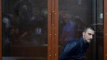 Proteste a Mosca: l'attore Pavel Ustinov condannato a 3 anni e mezzo di carcere