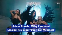 The Song Between Ariana Grande, Miley Cyrus And Lana Del Rey