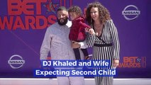 DJ Khaled And Wife Are Having Another Kid