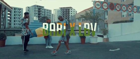 Franklin Fresh  - BABI X LBV (Feat. BooDee &  Scottie Beat) (Clip Officiel) 2018