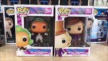 Willy Wonka Chocolate Factory OOMPA LOOMPA Error Funko Pop Vinyl Figures Detailed Look