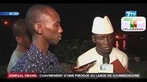 Vidéo - Chavirement d'une pirogue : Aly Ngouille et les sapeurs cherchent en corps