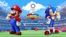 Mario & Sonic at the Olympic Games Tokyo 2020 - Official Dream Events Reveal Trailer