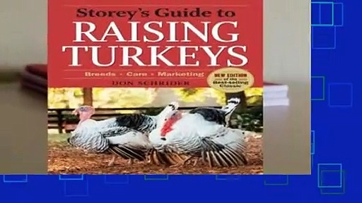 [Doc] Storey s Guide to Raising Turkeys, 3rd Edition (Storey s Guide to Raising (Paperback))