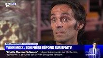 """""""Il a été mon bourreau."""" Alexandre Moix témoigne sur BFMTV des violences que lui auraient fait subir son frère Yann"""