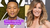 John Legend no cree que Felicity Huffman deba ir a la cárcel