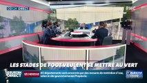 Objectif Terre : Les stades de foot veulent se mettre au vert - 17/09