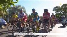 Tour de Tahiti, victoire d'Axel Garnier