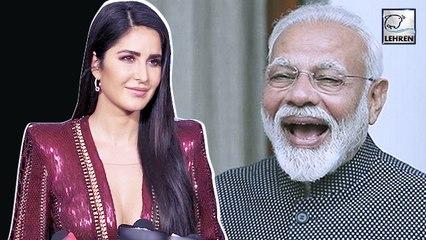Katrina Kaif Can't Stop Praising PM Modi On His 69th Birthday