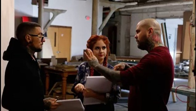 Ink Master Season 12 Episode 15 {Step Up Or Shut Up} Watch Online